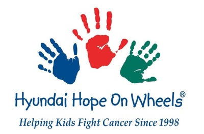 Hyundai Hope On Wheels Logo (PRNewsfoto/Hyundai Hope On Wheels)