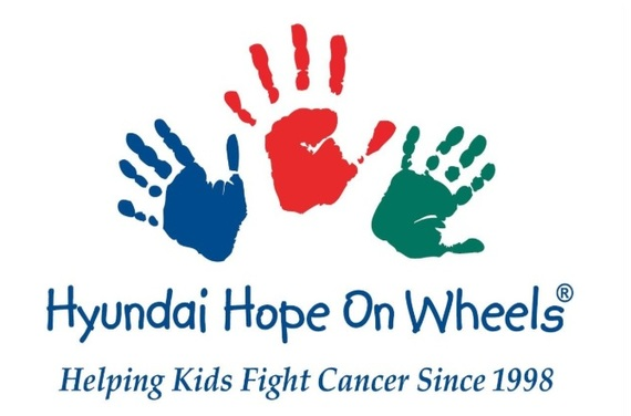 Hyundai Hope On Wheels Presents Maine Medical Center With