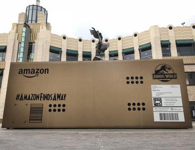 AMAZON AND 'JURASSIC WORLD: FALLEN KINGDOM' MAKE THE LARGEST