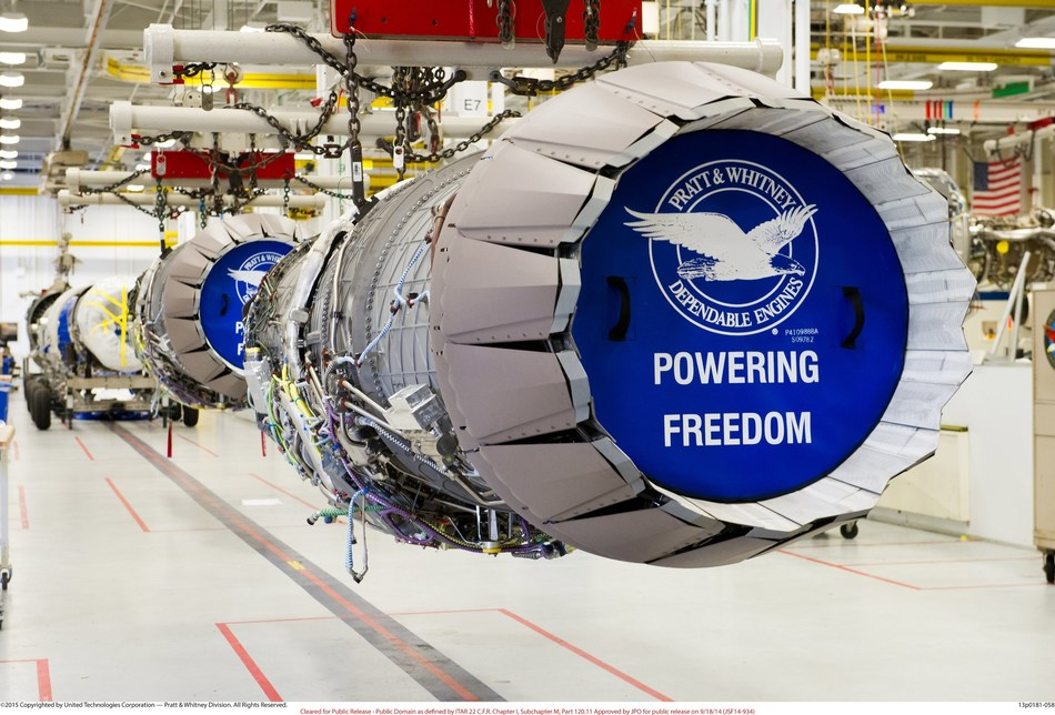 Pratt & Whitney, a division of United Technologies Corp., and the U.S. Department of Defense announced May 31, 2018 a contract award for the 11th lot of F135 propulsion systems, a total of 135 F135 engines, powering all three variants of the F-35 Lightning II aircraft.