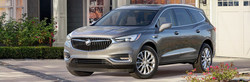 The 2018 Buick Enclave is available now at Palmen Buick GMC Cadillac.