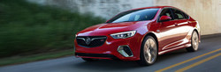 The 2018 Buick Regal GS is available now at Palmen Buick GMC Cadillac.