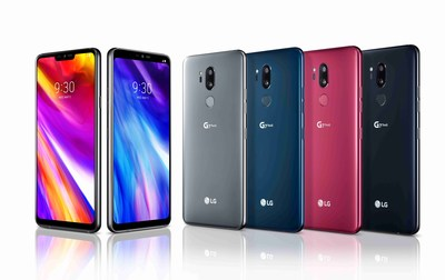 LG�s NEW AI INTEGRATED FLAGSHIP SMARTPHONE, THE LG G7 ThinQ, IS NOW AVAILABLE IN THE U.S.