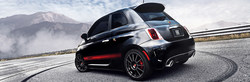 The 2018 Fiat 500 Abarth is available now at Palmen Fiat.