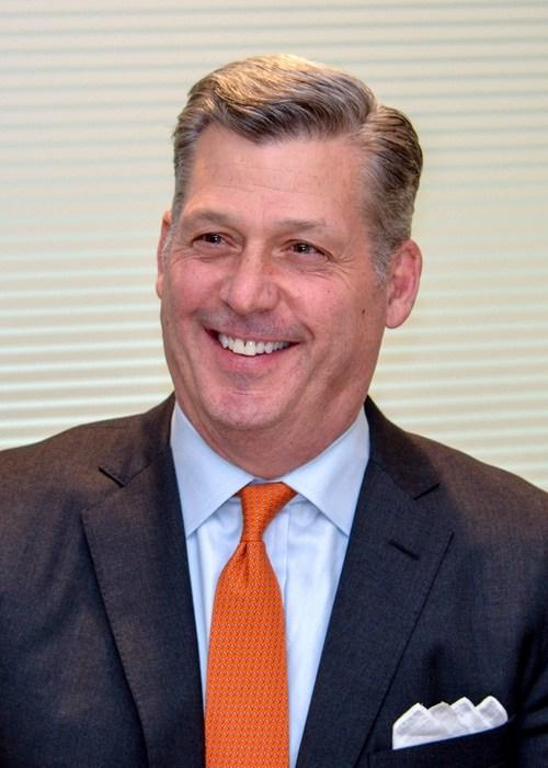 Mac Curtis, President and CEO, Perspecta Inc. (PRNewsfoto/Perspecta Inc.)