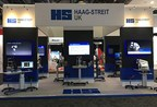 The Haag-Streit UK stand at RCOphth2018