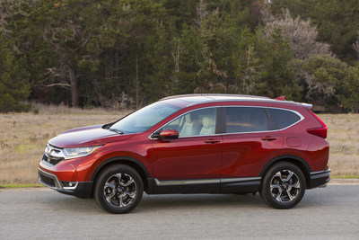 American Honda set new sales records in May, including best-ever May truck sales, en route to a 3.1 percent total sales gain for the month. The Honda CR-V contributed with a record of its own, gaining 11.6 percent.