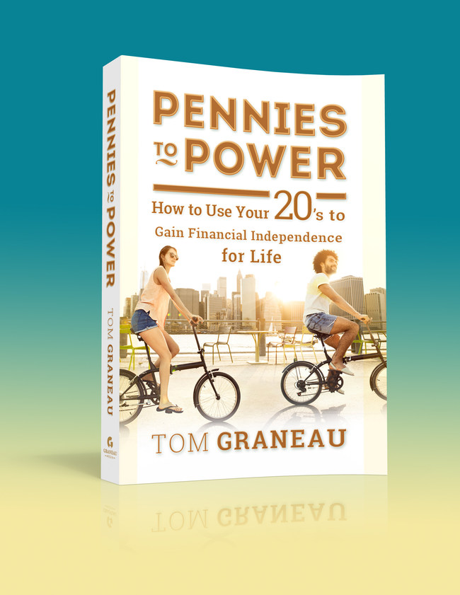 """""""Pennies To Power: How to Use Your 20s to Gain Financial Independence for Life"""""""