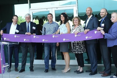 The grand opening of the Ashford University Student Veterans Center and Online Student Services facility in the Greater Phoenix area.