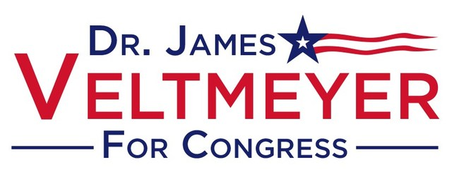 Dr. James D. Veltmeyer, Republican Candidate for the 52nd Congressional District