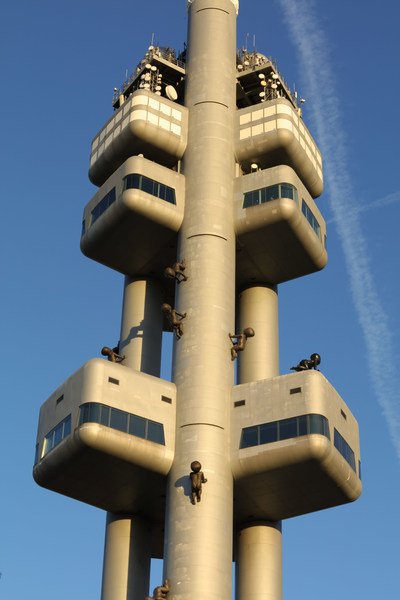 "Černý's ""Tower Babies"""