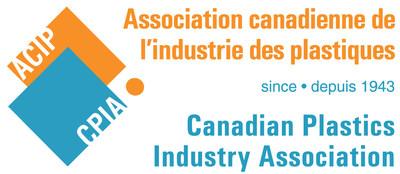 Canadian Plastics Industry Association - l'Association canadienne de l'industrie des plastiques (Groupe CNW/Association canadienne de l'industrie de la chimie)