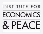 Institute for Economics & Peace (IEP) Logo (PRNewsfoto/Institute for Economics & Peace)