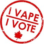 www.ivapeivote.ca (CNW Group/Vapors Advocates of Ontario)
