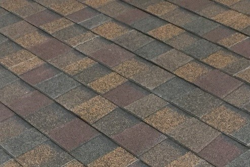 F-Wave premium synthetic roofing shingles
