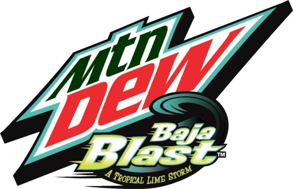 MTN DEW® BAJA BLAST® (CNW Group/Taco Bell Canada)