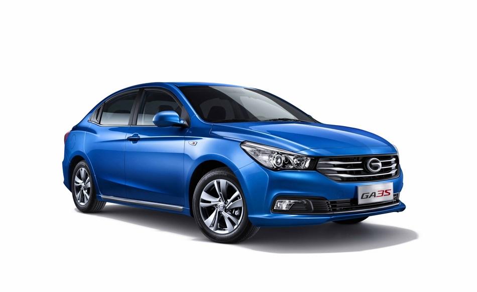 GA3S, GAC Motor's best-selling model in Nigeria
