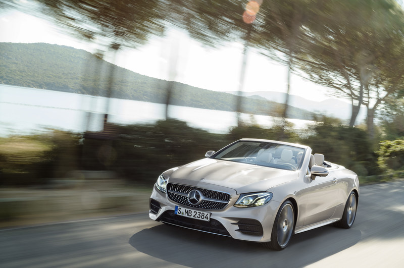 Strong performers included the E-Class Coupe and Cabriolet, which were up exponentially versus the same period last year. (CNW Group/Mercedes-Benz Canada Inc.)