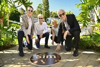 Sim + ASC Partnership Unveiling (CNW Group/SIM)