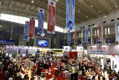 Exposição em Ningbo reforça laços entre China e CEE