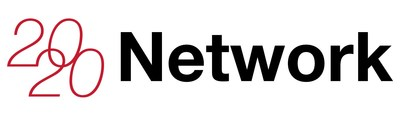 The 2020 Network Wordmark (CNW Group/Canada 2020)