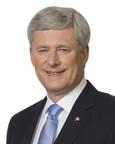 Stephen J. Harper (CNW Group/Penguin Random House Canada Limited)