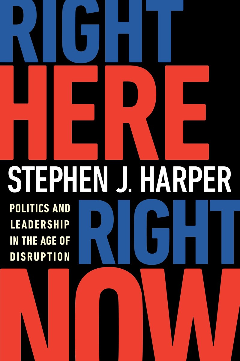 Cover of Right Here, Right Now (CNW Group/Penguin Random House Canada Limited)