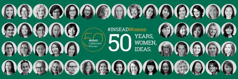 '50 Years, 50 Women, 50 Ideas' represents 50 years of progress promoting gender diversity and 50 big ideas from its 50 notable female scholars