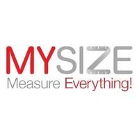 MySize Logo (PRNewsfoto/My Size Inc.)