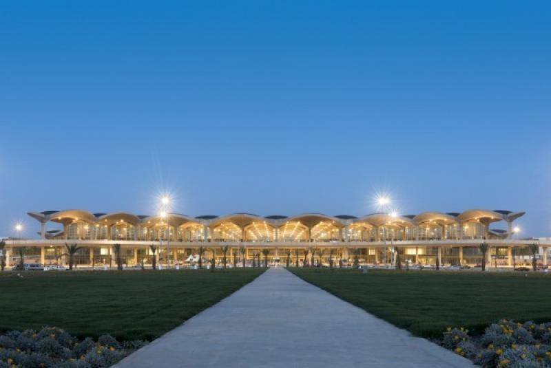 Queen Alia International Airport (PRNewsfoto/Akkadia Partners)