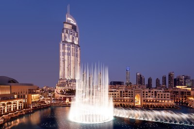 Address Downtown by Emaar Hospitality Group (PRNewsfoto/Emaar Hospitality Group)