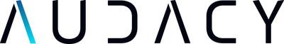 Audacy Logo (PRNewsfoto/Audacy Corporation)