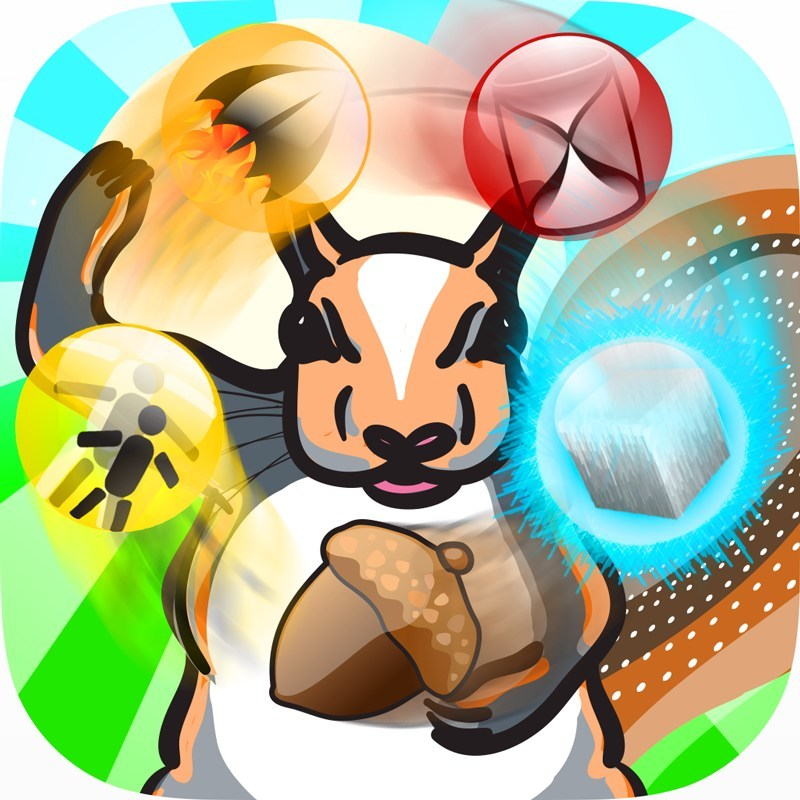 Squirreled World for iOS