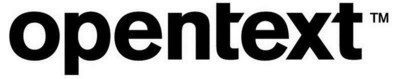 OpenText logo (PRNewsfoto/Open Text Corporation)