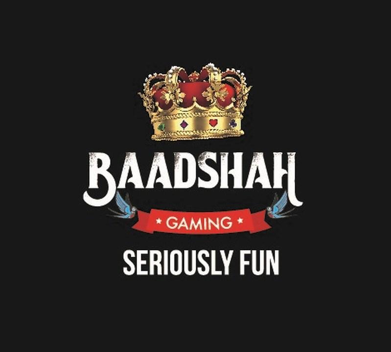 Baadshah Gaming Logo (PRNewsfoto/Baadshah Gaming)