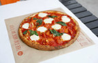 The (RED) VINE Pizza available at Blaze Fast Fire'd Pizza nationwide.