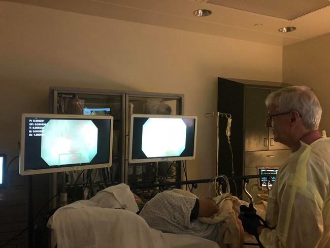 Qualoscopy's mission is to prevent colorectal cancer by improving colonoscopy efficacy and providing precise documentation.