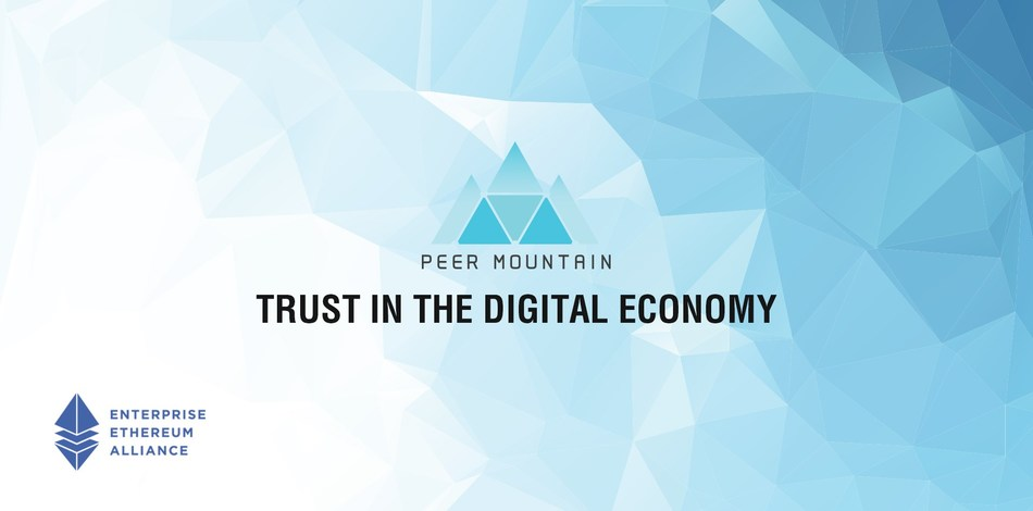 Peer Mountain: Trust In The Digital Economy