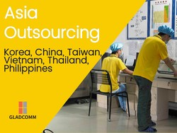 Gladcomm - Top Asian Outsourcing Services