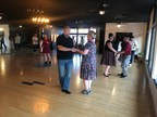 Warrior Couples Cut a Rug During Swing Dance Lessons