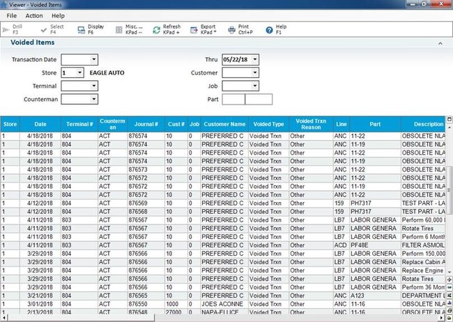 Newest Epicor Eagle for the Aftermarket Software Release Designed to