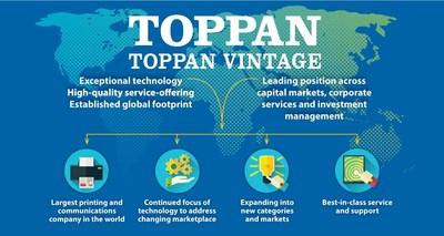 Toppan Vintage