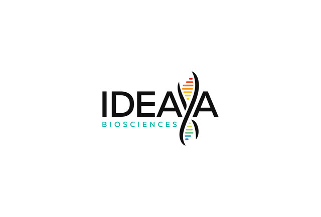 IDEAYA Biosciences Logo (PRNewsfoto/IDEAYA Biosciences)
