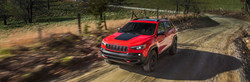 The 2019 Jeep Cherokee is available now at Palmen Auto Stores.