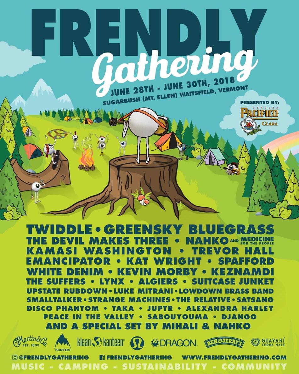 (PRNewsfoto/Frendly Gathering Music Festival)
