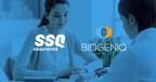 Logo: SSQ Assurance, BiogeniQ (Groupe CNW/SSQ Assurance)