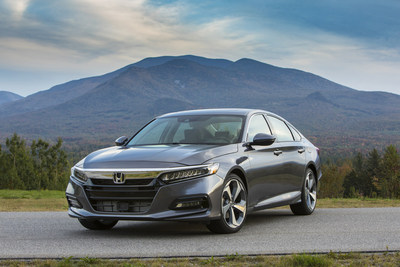 2018 Honda Accord and Odyssey Named ?10 Best Family Cars 2018? by Parents Magazine and Edmunds.com