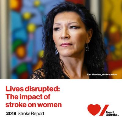 Read the Heart & Stroke 2018 Stroke Report: heartandstroke.ca/strokereport (CNW Group/Heart and Stroke Foundation)