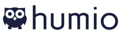 Humio logo (PRNewsfoto/Humio)