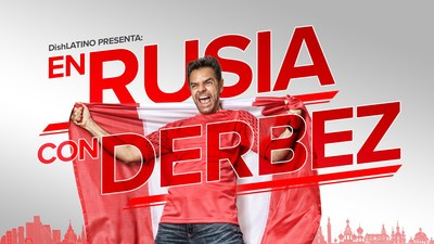 Eugenio Derbez will bring the Russia experience to fans in a series of comedic digital videos with DishLATINO